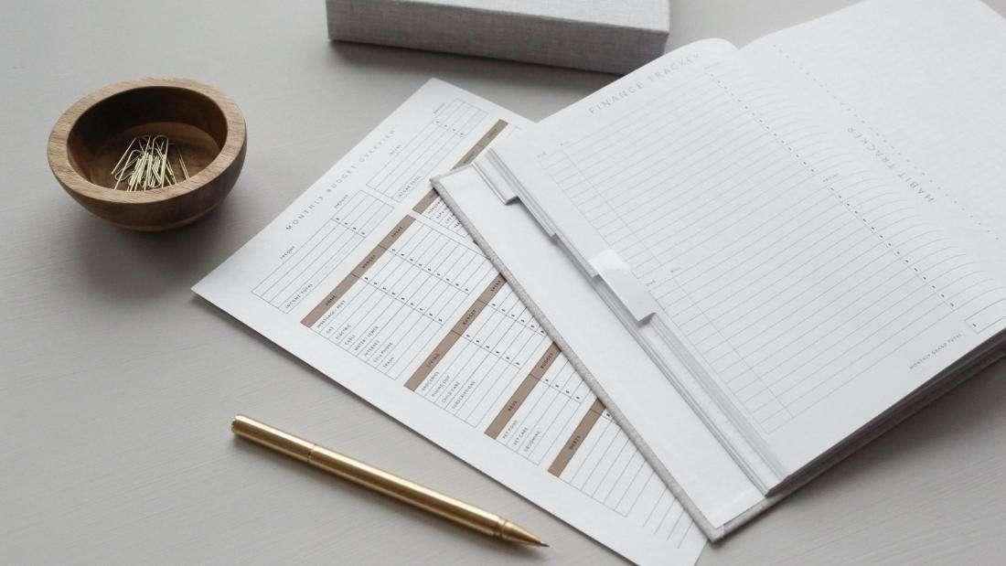 legal cashier service financial report